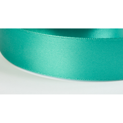 Satinband 38mm dunkelmint
